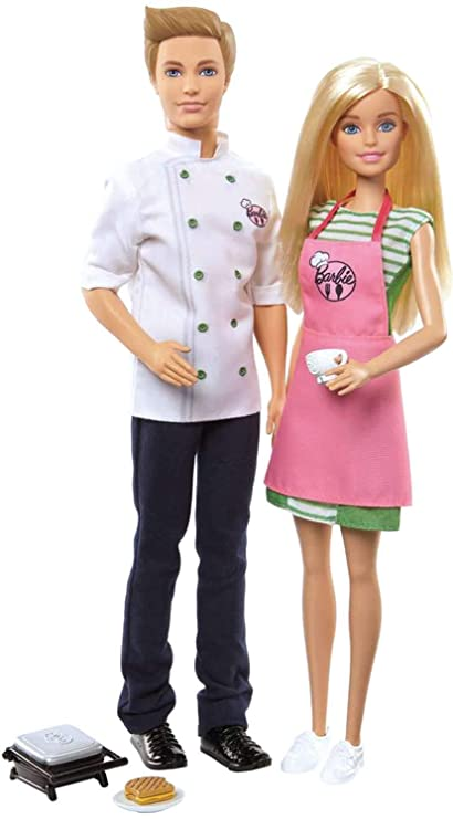 6eaf18cc1 Buy Barbie Ken (Pack of 2) Online at Low Prices in India - Amazon.in