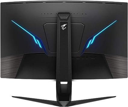 Gigabyte Aorus Cv27f 68 5 Cm 27 Full Hd Gaming Monitor 1ms 165 Hz Freesync