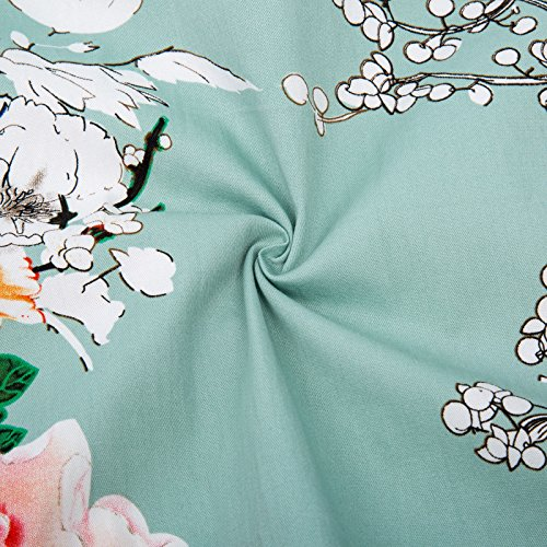 Keyhole Vintage Poque BP460 1 Cotton Bp460 A Sleeveless Halter Dress Belted Line Belle xgaq4InTx