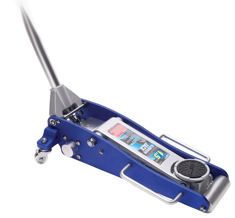 5,000lbs. Performance Tool W1640 2-1//2 Ton Capacity Jack Floor Jack