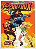 Jackie Chan's SpartanX Comic Promo Card
