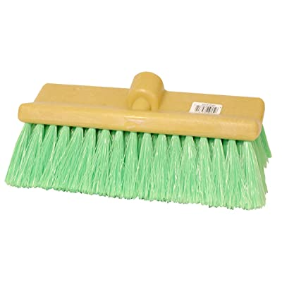 "Nanoskin Green 10"" Bi-Level Wash Brush Nylon [85-671]: Automotive"