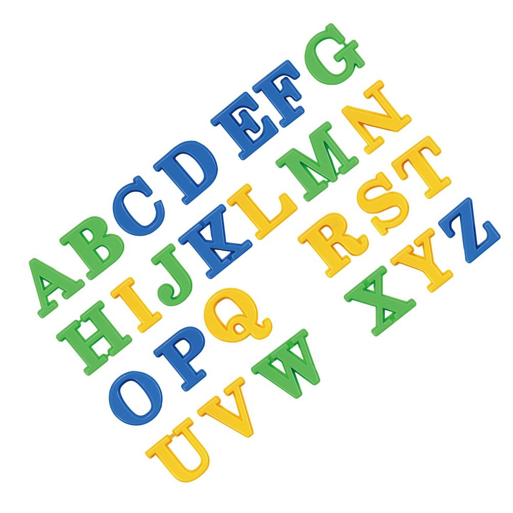 Recursos de Aprendizaje Toyvian Moldes de Arena del Alfabeto Diversi/ón de Verano para ni/ños en la Playa Juguetes de Arena de Playa con 26 moldes de Letras
