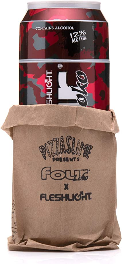 Amazon Com Fleshlight Four Loko Sex In A Can Presented By Pizza Slime Health Personal Care