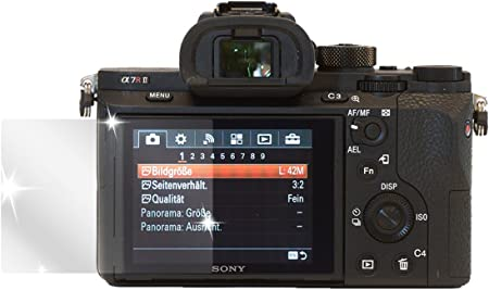 Dipos I 6x Schutzfolie Klar Kompatibel Mit Sony Alpha 7 Computer Zubehör