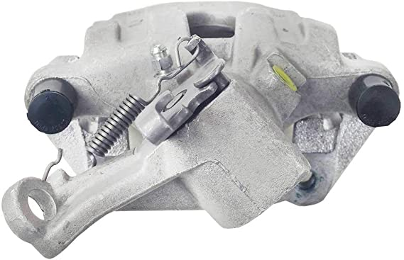 Auto Shack BC3928PR Rear Disc Brake Caliper Pair Metal Piston