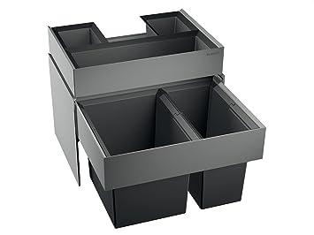 blanco select 60/2 orga einbau abfallsammler: amazon.de: küche ... - Küche Abfallsammler