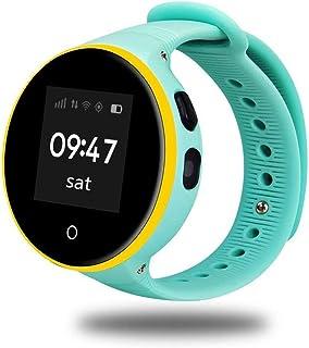 Loveolvido bambini intelligente orologio per bambini di posizionamento dell' orologio tondo 3,1cm IPS schermo Android zero-distance IP54impermeabile S669 1cm IPS schermo Android zero-distance IP54impermeabile S669