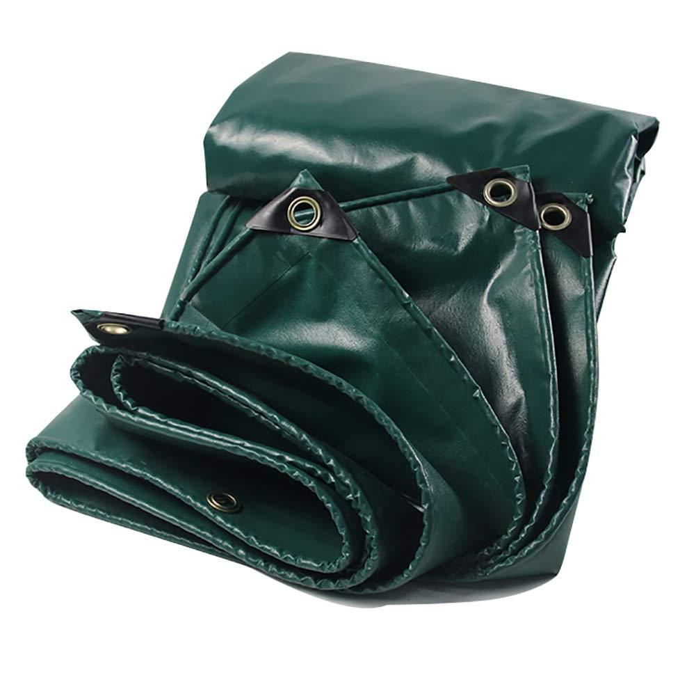 YUN-X Addensare la Giuntura della Tenda verde con Isolamento Esterno, Resistente alle intemperie, Resistente alla corrosione, 550G   M2 (Dimensioni   4mx4m)