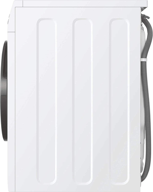 Lavadora 8kg Haier HW80-BP14636N-IB A vapor Antibacterias 1400rpm Motor inverter Funci/ón turbo Clase A