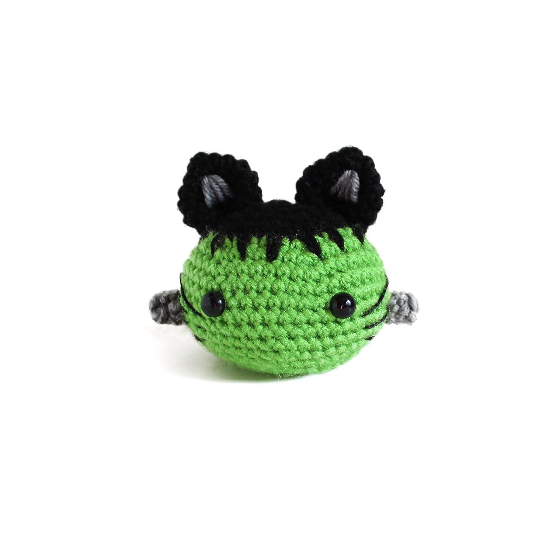 Amigurumi monster free pattern | Amiguroom Toys | 1500x1500