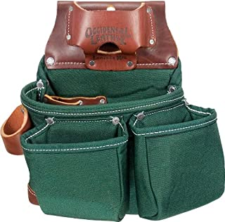 product image for Occidental Leather 8018DBLH OxyLights 3 Pouch Tool Bag Left