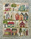 My Kinda Town Quilt Pattern by Laura Heine