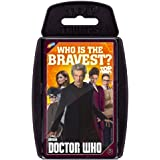 """Top Trumps 13744 """"Dr Who 9"""" Card Game"""