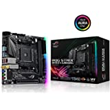 ASUS AMD B450 搭載 AM4 対応 マザーボード ROG STRIX B450-I GAMING 【Mini-ITX】【 第3世代 AMD Ryzen CPU に対応】