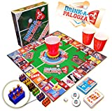 (US) DRINK-A-PALOOZA Board Game: combines