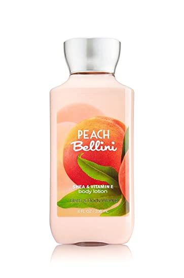 Amazon Com Bath And Body Works Shea And Vitamin E Lotion Peach
