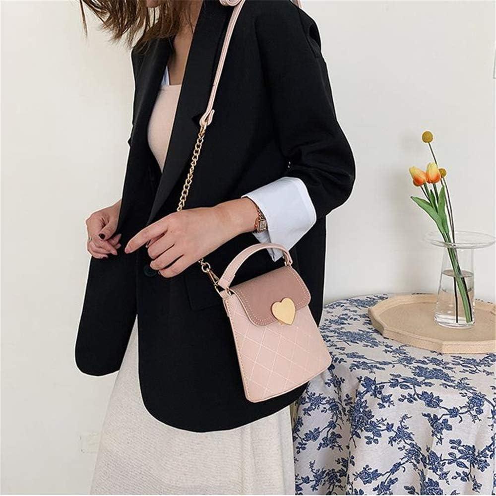 Womens Messenger Bbag Korean Version of the Wild Shoulder Bag Fashion Handbag Bucket Bag