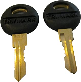Amazon com : TRIMARK KEY TM500 (2 Keys) 60-400 COMPARTMENT