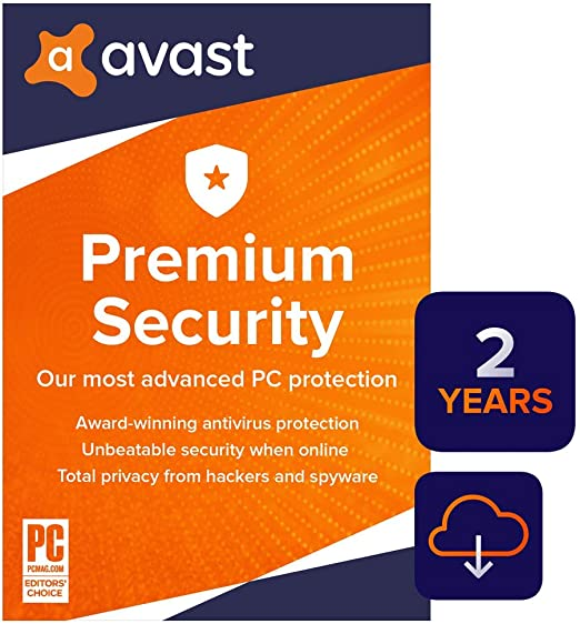 CD Global 3 PC // 1-Year Avast Premier