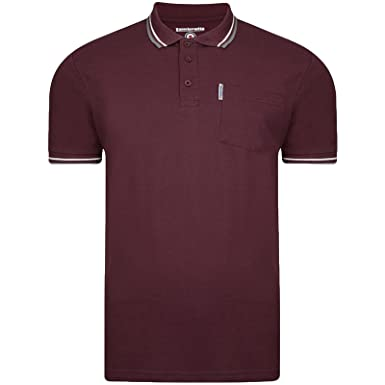Lambretta Mens Twin Tipped Pocket Polo Shirt  Amazon.co.uk  Clothing 75d74cc8b