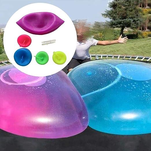 Bubble Balloon - Globo de agua transparente para adultos y niños ...