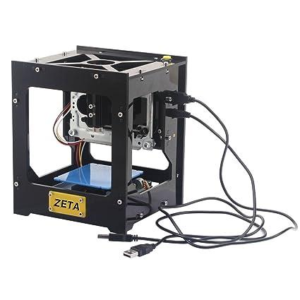 Buy Zeta USB DIY 500mw Laser Cutting Engraving Machine