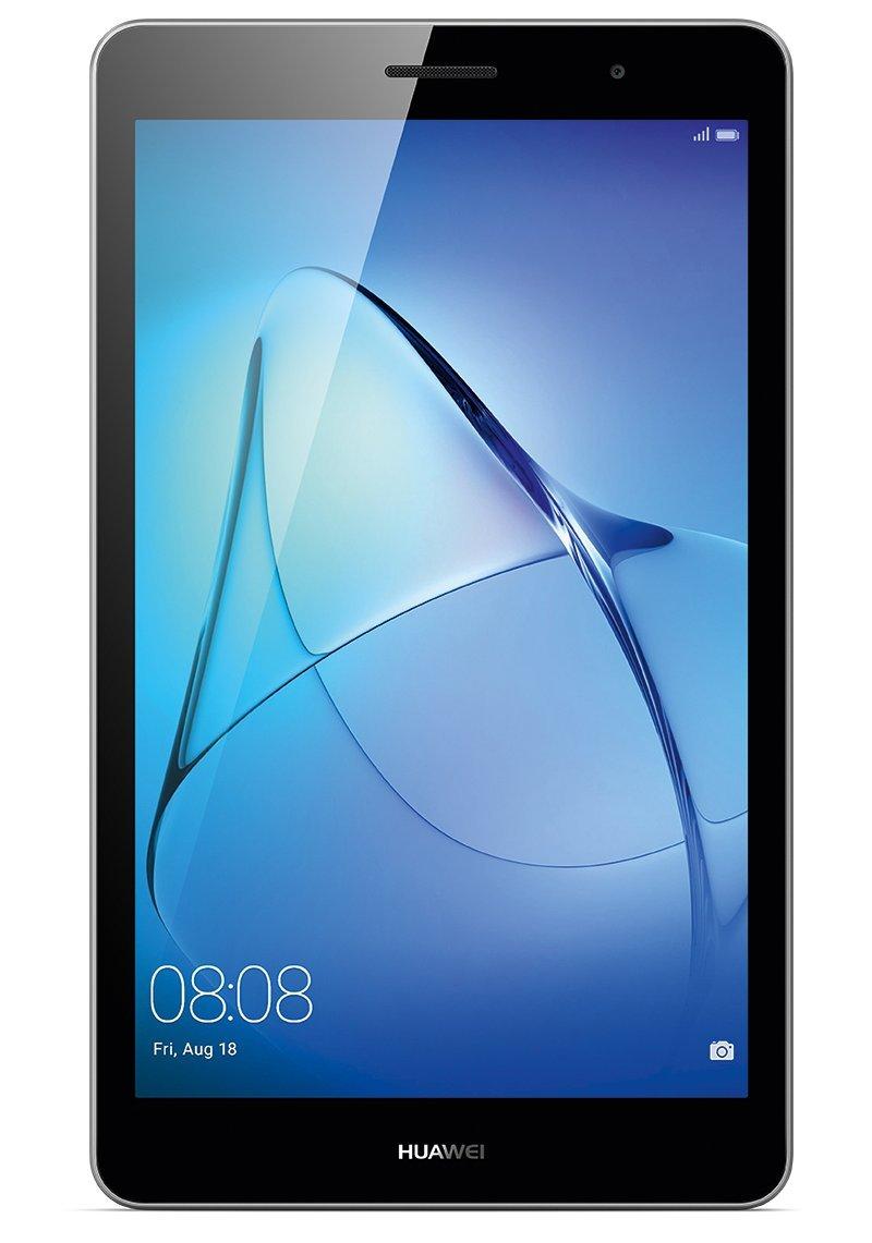 Huawei Mediapad T3 10 - Tablet 9.6 Pulgadas IPS HD (WiFi, Procesador Quad-Core Qualcomm Snapdragon 425, 2 GB de RAM, 16 GB de Memoria Interna, Android 7 Nougat), Color Gris 53018634