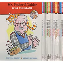 Mr. Putter & Tabby 19 Book Collection (Mr. Putty & Tabby: Bake the Cake, Fly the Plane, Pick the Pears, Pour the Tea, Row the Boat, Take the Train, Toot the Horn, Walk the Dog, Stir the Soup, Make a Wish, Catch the Cold, Feed the Fish,...) (Mr. Putter and Tabby)