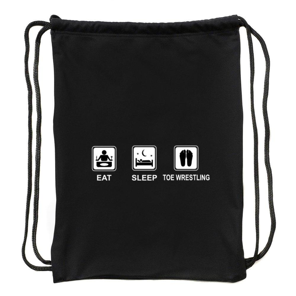 Eddany Eat sleep Toe Wrestling Sport Bag