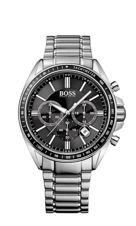 Boss Driver Sport Chrono 1513080 aus Edelstahl