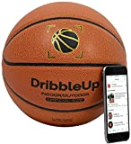 DribbleUp Smart Basketball With Included Virtual Trainer App