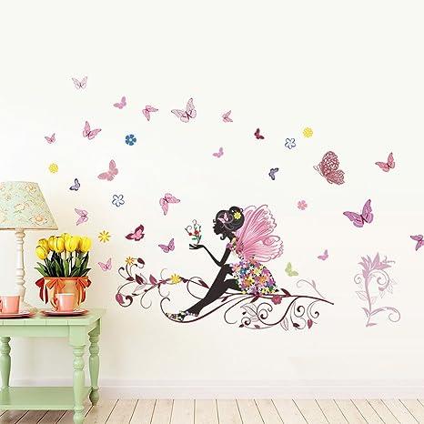 Wall Tattoo Flowers Vine Wall Sticker Wall Sticker Wedding Living Room Ornament