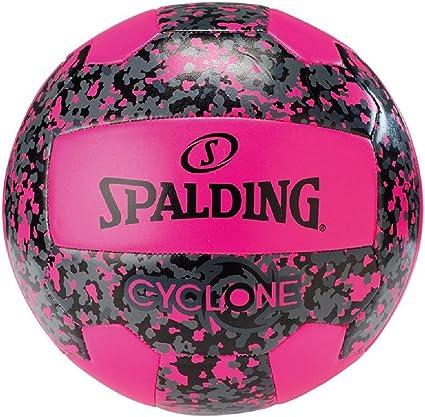 Spalding - Balón de Voleibol Playa, Color Rosa, tamaño 5: Amazon ...