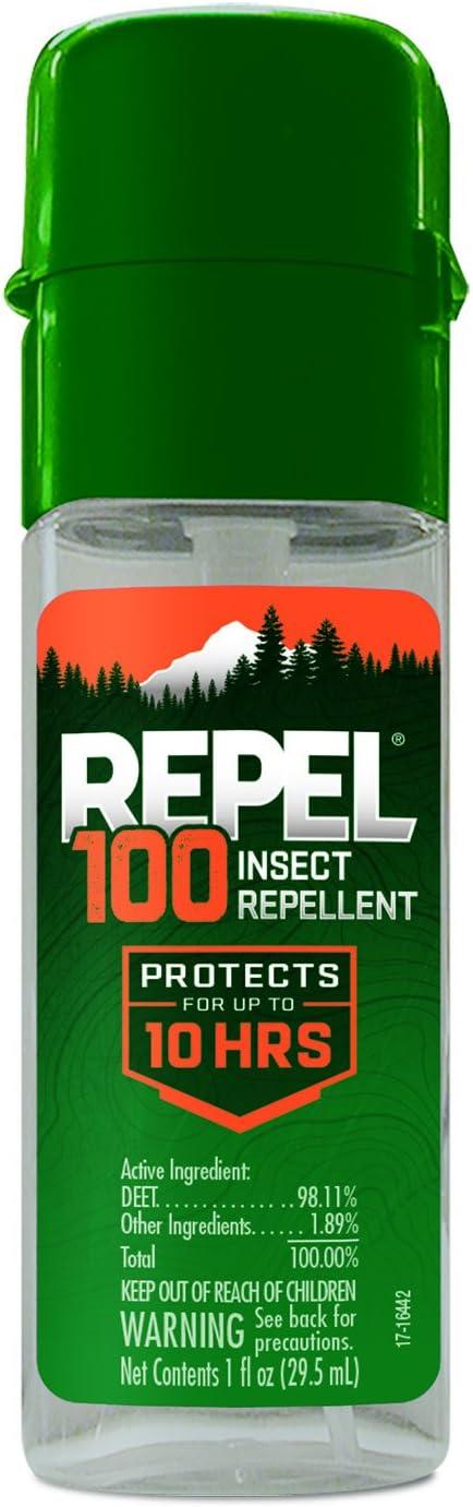 REPEL 100 - Spray Repelente de Insectos: SPECTRUM GROUP: Amazon.es ...