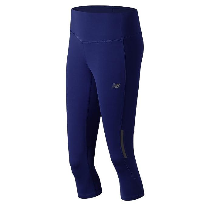 5b4ceeccb0f4c New Balance Women's Run Capri Pants
