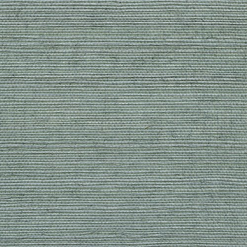 Chesapeake DLR12301 Wisteria Blue Grass Cloth Wallpaper by Chesapeake
