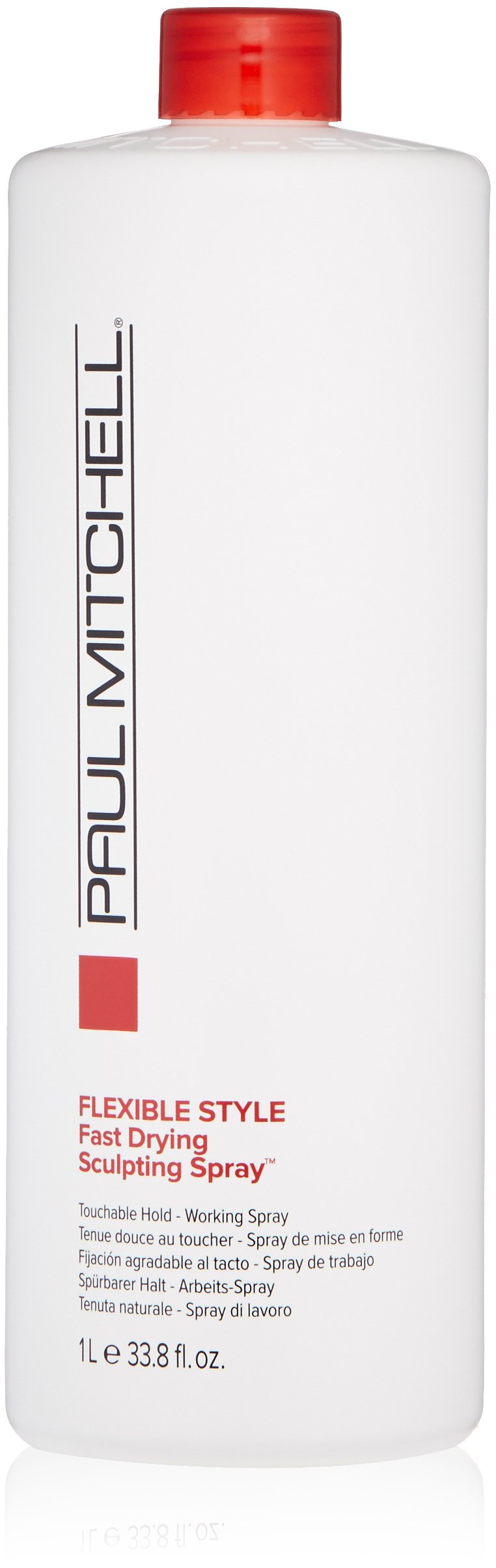 Paul Mitchell Fast Drying Sculpting Spray,33.8 Fl Oz by Paul Mitchell