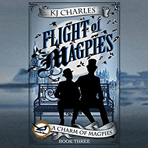 Flight of Magpies Audiobook
