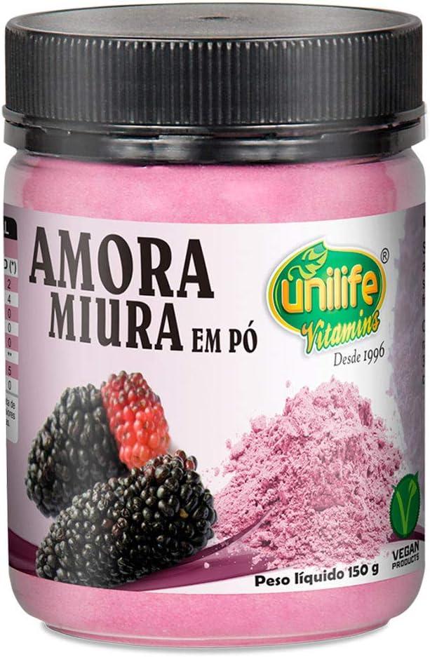 Amora Miura em Pó 150g Unilife