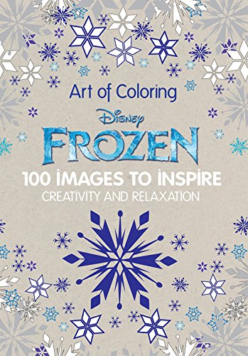 Art Of Coloring Disney Frozen 100 Images To Inspire
