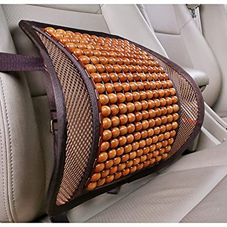 Car Auto Seat Lumbar Waist Back Support Cool And Breathable Health Care For Home Office Chair