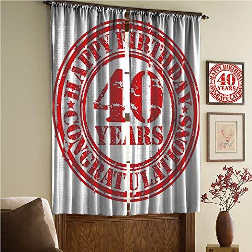 whitepurplecassie curtain iPrint Stylish Window Curtains,Multicolor,2 Panel Set