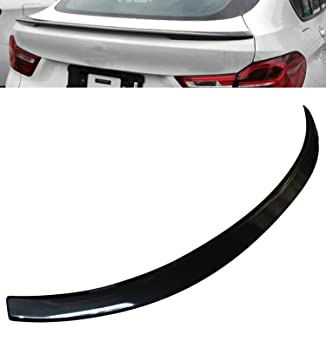 5 SERIES G30 M PERFORMANCE TYPE TRUNK BOOT SPOILER GLOSS BLACK 100/% OEM FIT