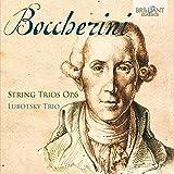 Boccherini: String Trios Op 6