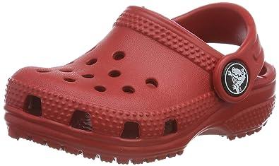 75e4b7d63d Amazon.com | Crocs Kid's Classic Clog | Slip On Water Shoe for ...
