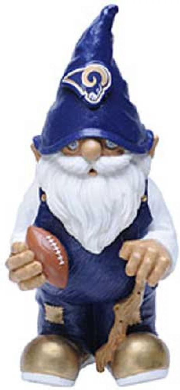 Caseys Distributing Los Angeles Rams Garden Gnome - 11
