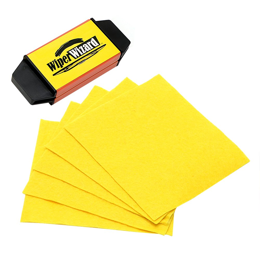 Holdream Auto Windscreen Cleaner Wiper Wizard Cleaning Brush Car Windshield Wipers 5pcs
