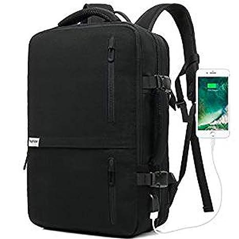 deb64d687 Lifeasy Business Zaino da Viaggio / bagaglio a mano Borsa Porta PC  impermeabile con Scomparto Espandibile
