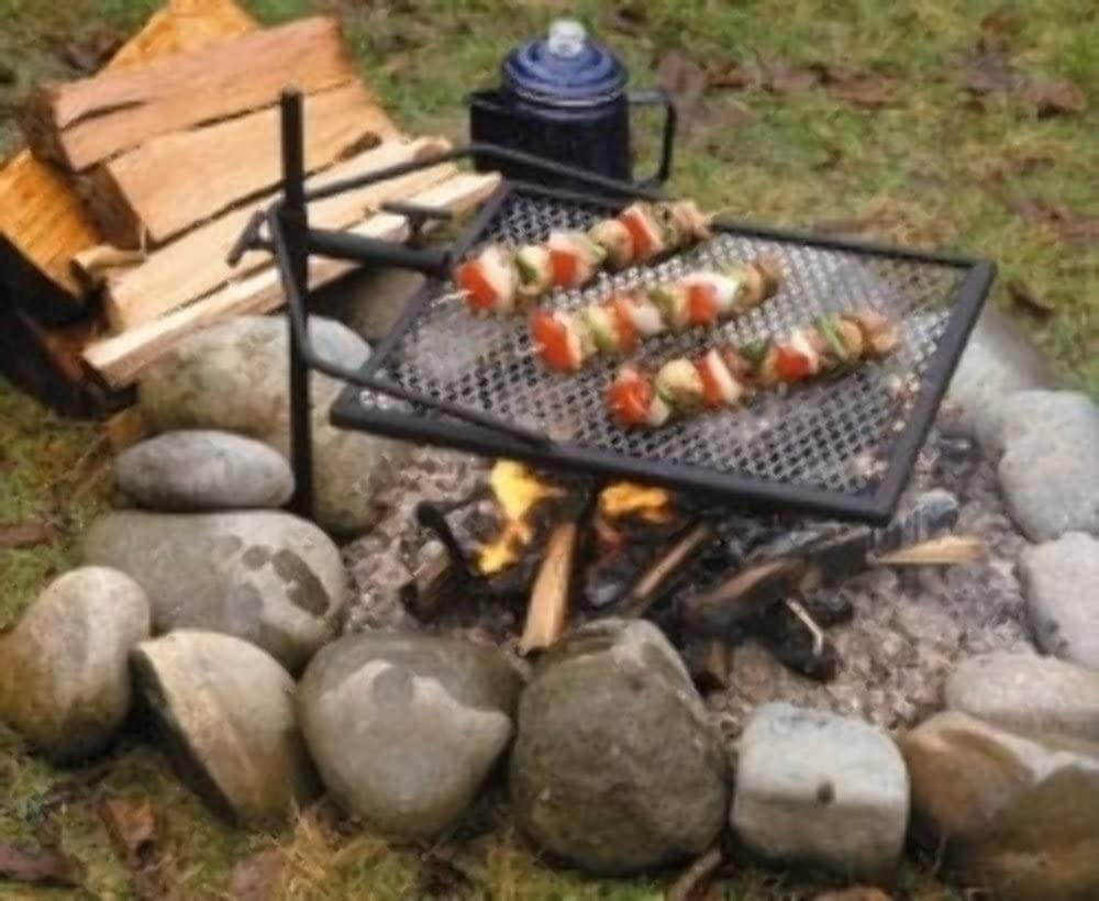 Best Adjustable Outdoor Grill